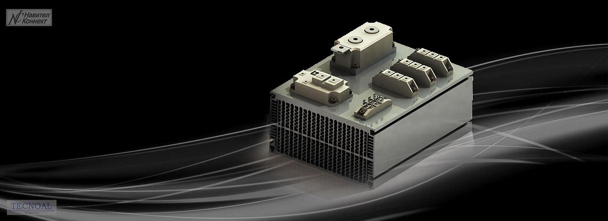 Електротехнічні радіатори і алюмінієві панелі Tecnoal